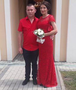 18. јули 2020. година - венчање Вукић