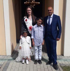 18. јули 2020. година - крштење Јовановић