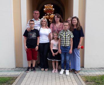 26. јули 2020. година - крштење Матијевић
