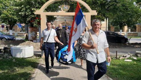 Честитка Савета МЗ Шимановци поводом месне славе 2020. године