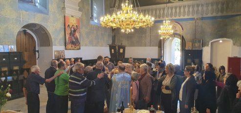 Шимановчани прославили славу Црквеног одбора.
