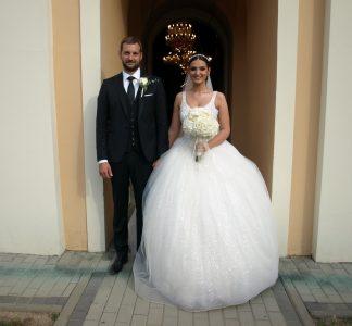 13. septembar 2020. godina - venčanje Grujić
