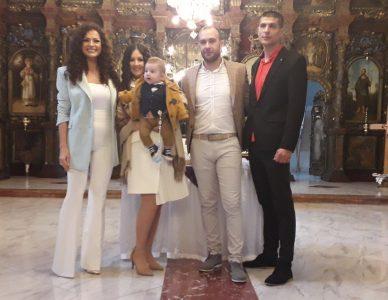 17. октобар 2020. година - венчање и крштење Турудић