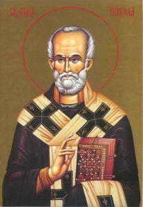 Свети Николај Чудотворац, Мирликијски – Никољдан  19. децембар