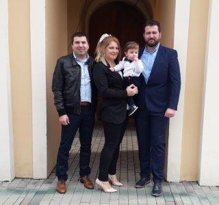 07. фебруар 2021. година - крштење Ђурђевић