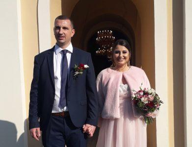 13. март 2021. година - венчање Богдановић