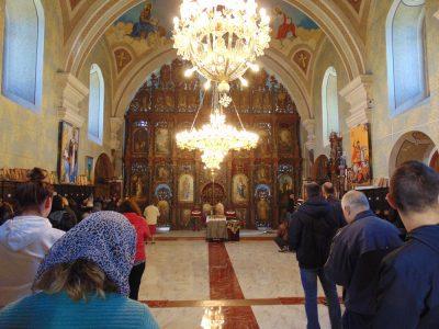Цвети у цркви Светог Николаја у Шимановцима