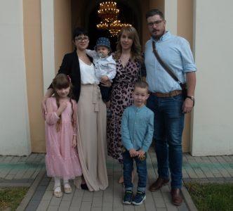 30. мај 2021. година - крштење Јелесић