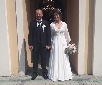 25. јули 2021. година - венчање Радивојевић