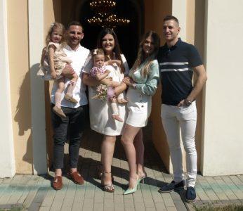 15. август 2021. година - крштење Перишић