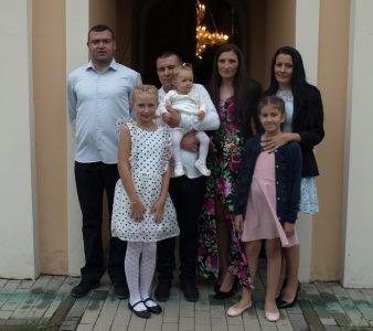 28. август 2021. година - крштење Вукић