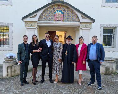 16. октобар 2021. година - венчање Радосављевић
